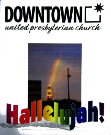 from Downtown United Presbyterian Church
